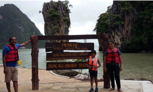 தாய்லாந்து (Phuket Island, Thailand) பயண அனுபவம்  – ✍ வித்யா அருண், சிங்கப்பூர்